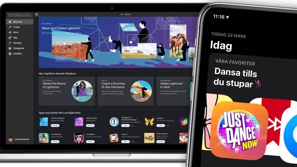 Nu kan utvecklare sälja IOS- och Macversioner tillsammans