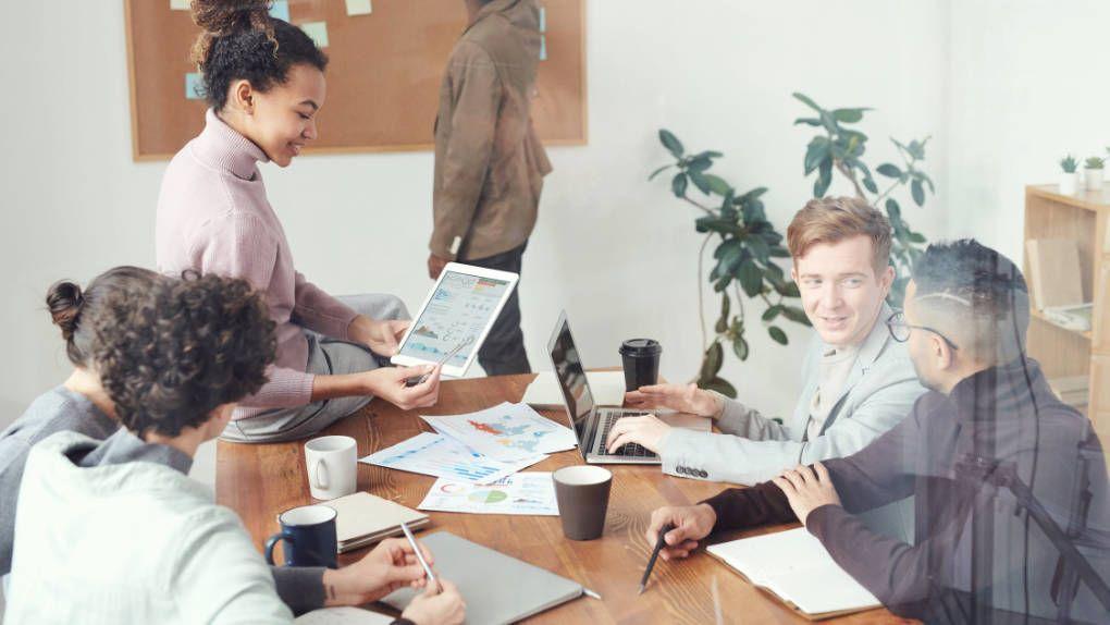 Nu kan företagsanvändare dela på en Ipad