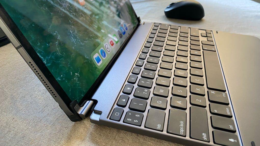 Test: Brydge Pro för Ipad – tangentbord med riktig Macbook-känsla