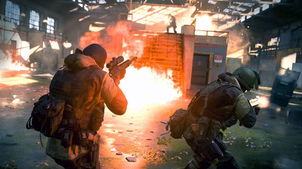 Multiplayer i Call of Duty: Modern Warfare blir gratis i helgen