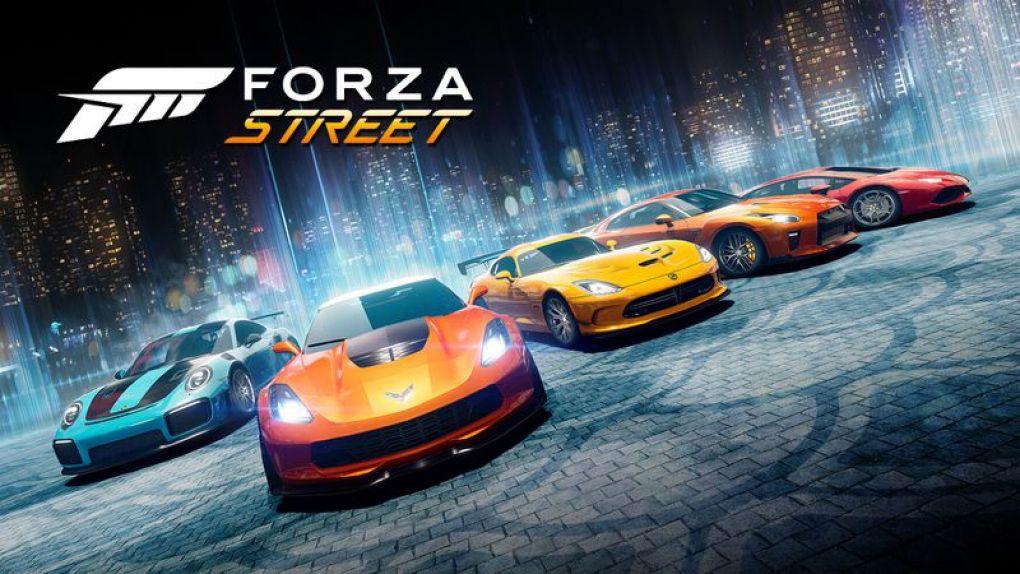Microsoft presenterar Forza Street för IOS och Android