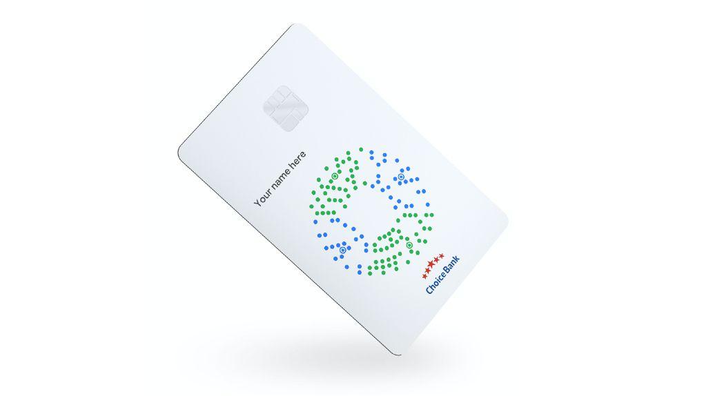 Google jobbar på smart kontokort