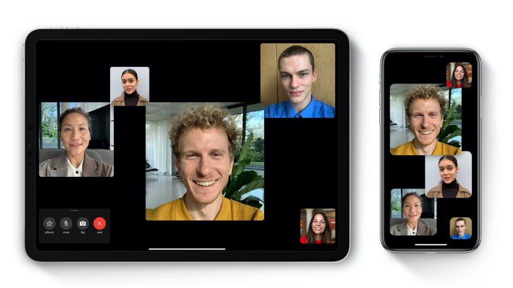 Nya inställningar för Facetime kommer i IOS 13.5