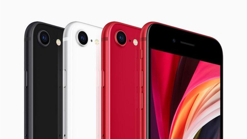 Trots pandemin - stark försäljning för nya Iphone SE