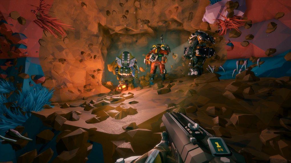 Efter två år i Early Access – i dag släpps Deep Rock Galactic på pc och Xbox One