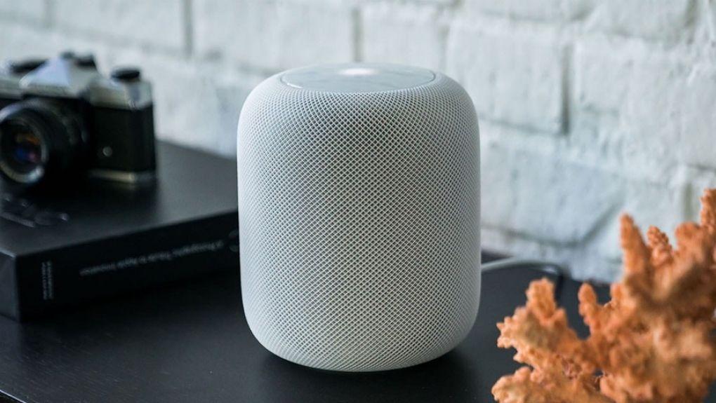 Apple släpper ny mjukvara för Homepod
