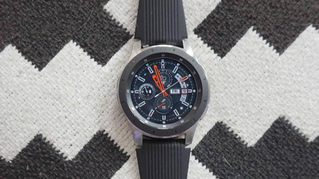 Supportsida för Samsung Galaxy Watch 3 dyker upp