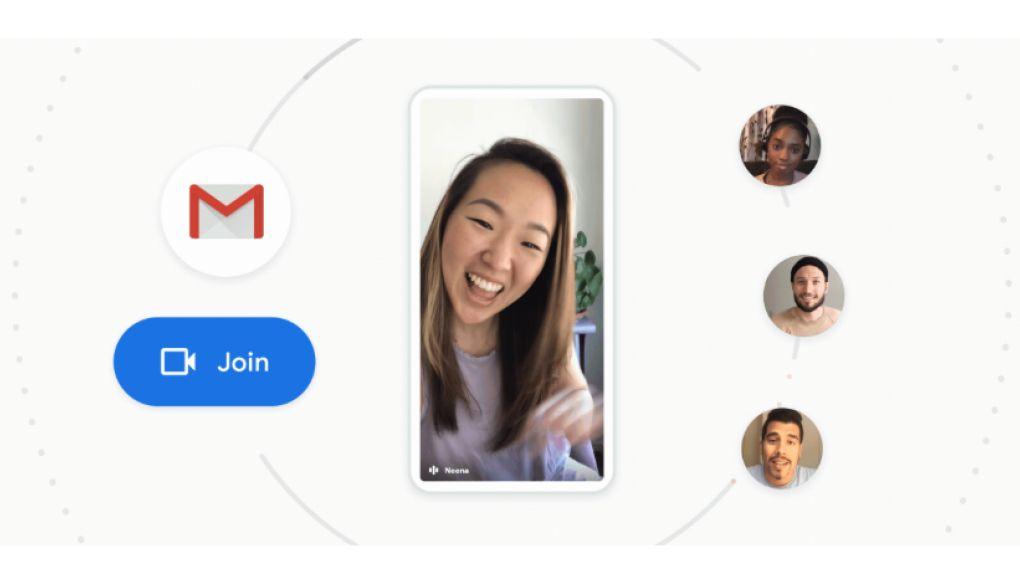 Google Meet läggs till i Gmail-appen för IOS och Android