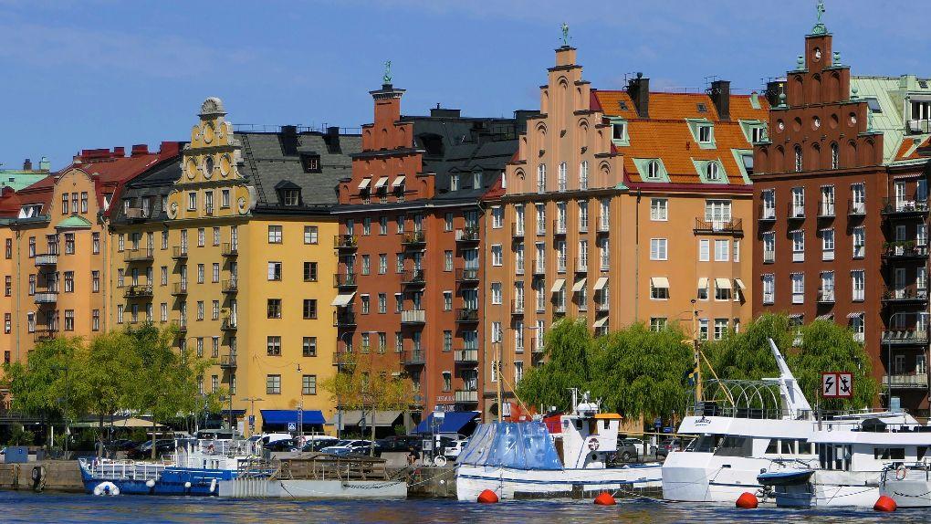 Tre slår på 5g i delar av Stockholm
