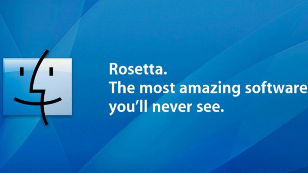 Uppgifter: Apple väcker nytt liv i Rosetta