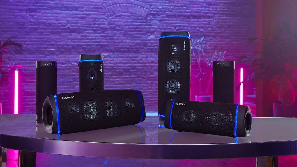 Sony släpper trådlösa högtalare med extra mycket bas