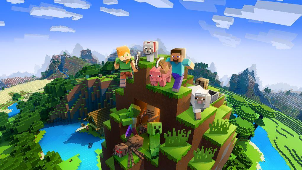 Nu kan du köra Minecraft på Windows 95... i Minecraft