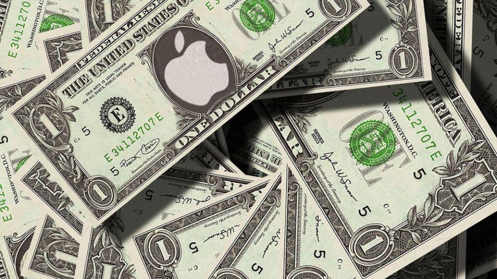 Apples kvartalsrapport krossar förväntningarna