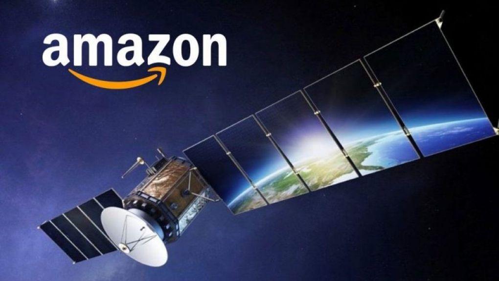 Amazon får placera 3 236 satelliter i omloppsbana runt jorden