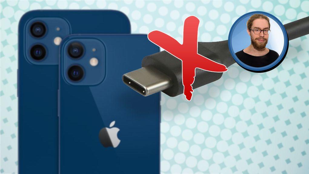 Därför får vi aldrig se en Iphone med usb-c - MacWorld
