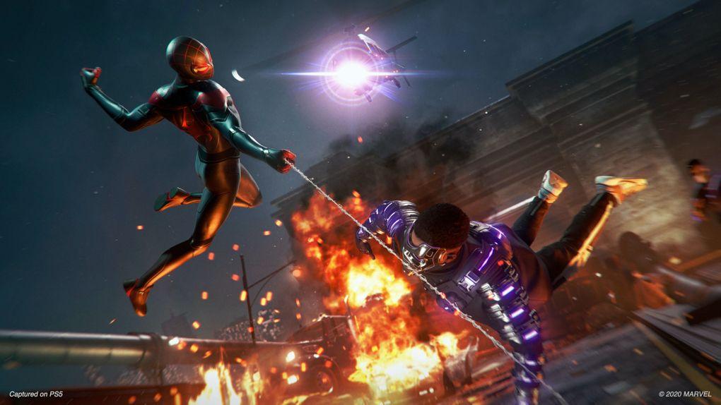 Spider-Man: Miles Morales: Härlig spindelkänsla – utan laddningstider
