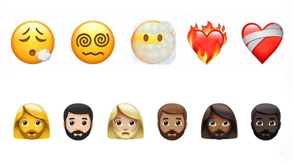 Hundratals nya emojier i IOS 14.5