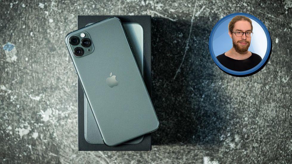 Med IOS 14.5 blir Iphone äntligen sämre – för Apple
