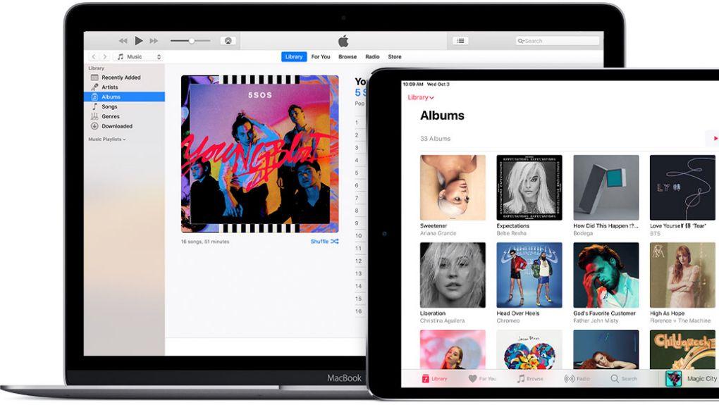 Apple Music får stöd för autoplay i Mac OS Big Sur 11.3