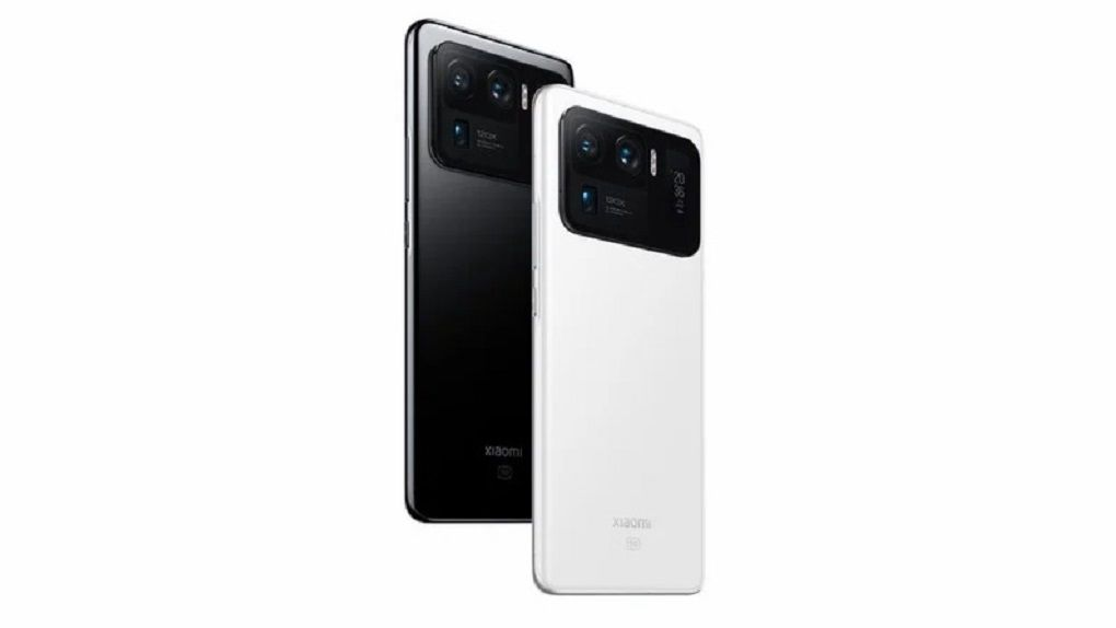 Nya toppmobiler från Xiaomi – Mi 11 Ultra har pytteskärm där bak
