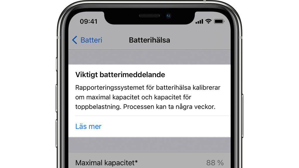 Viktig batterifix för Iphone 11-serien väntas i IOS 14.5