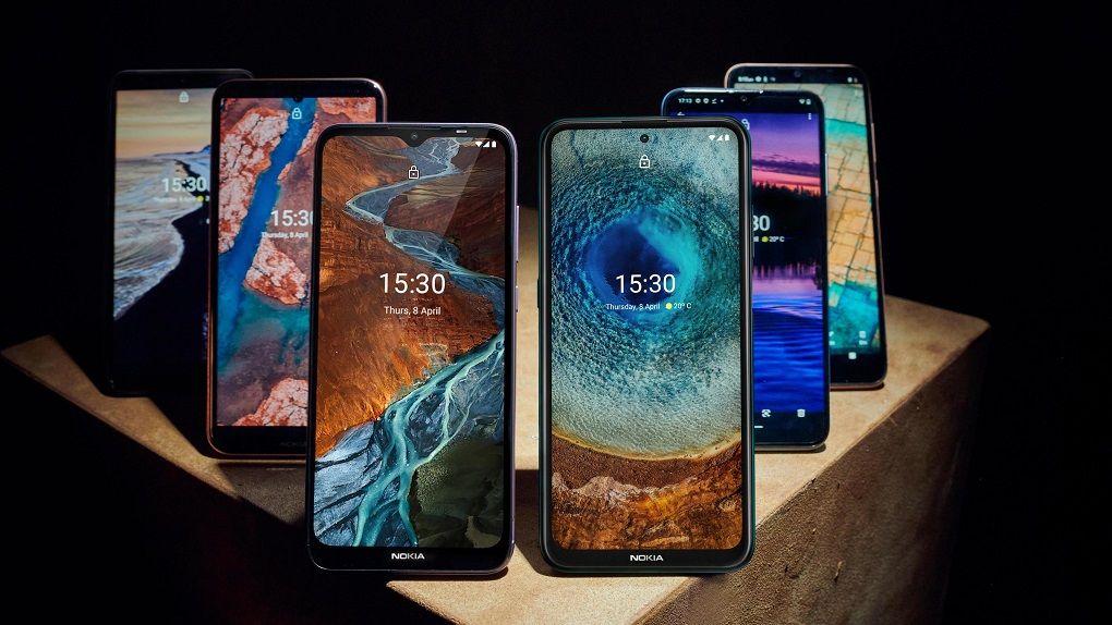 HMD storlanserar: Sex nya Nokiamobiler på väg