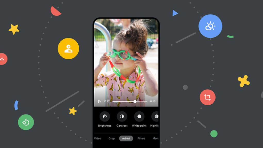 Google Photos mer avancerade videoredigerare nu tillgänglig