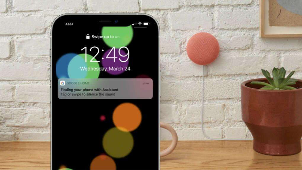 Nu kan Google Assistant hitta din Iphone