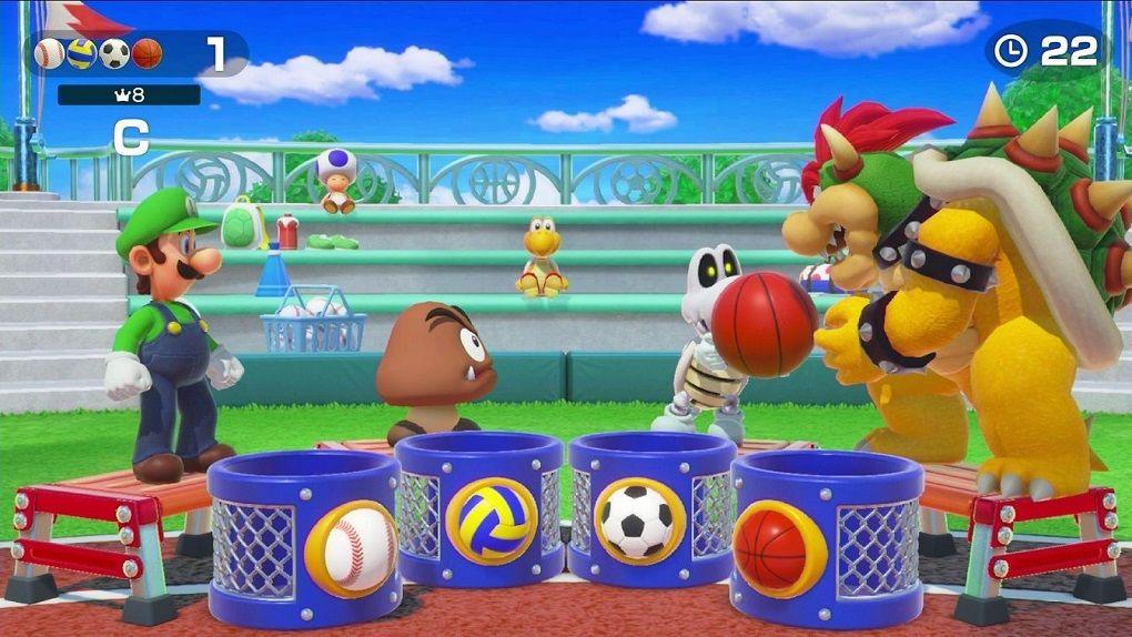 Äkta multiplayer kommer till Super Mario Party