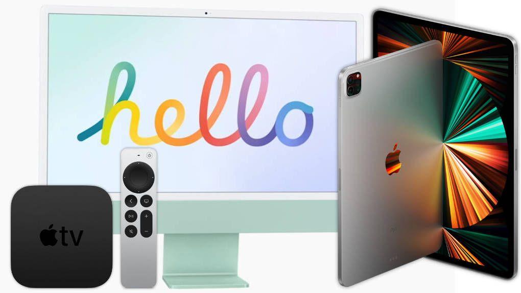 Nu går det att förbeställa nya Apple-prylarna