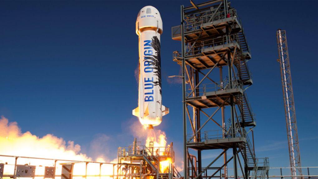 Blue Origin auktionerar ut biljetter till de första rymdturisterna
