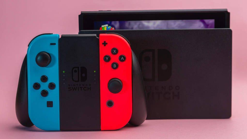 Galna siffror för Nintendo Switch – 29 miljoner sålda senaste året