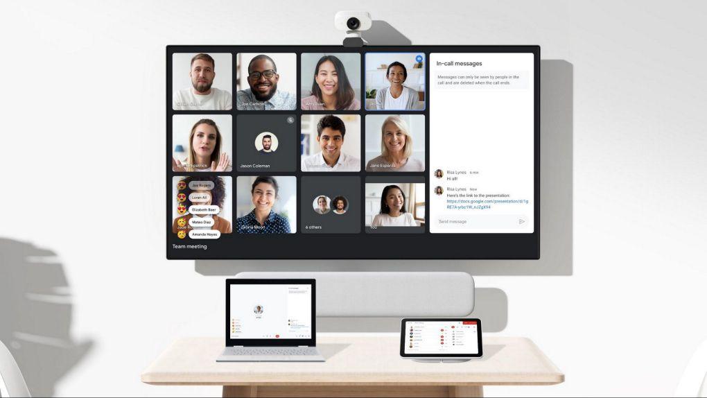 Google fortsätter trycka ut nyheter i Workspace – samarbete i fokus under I/O