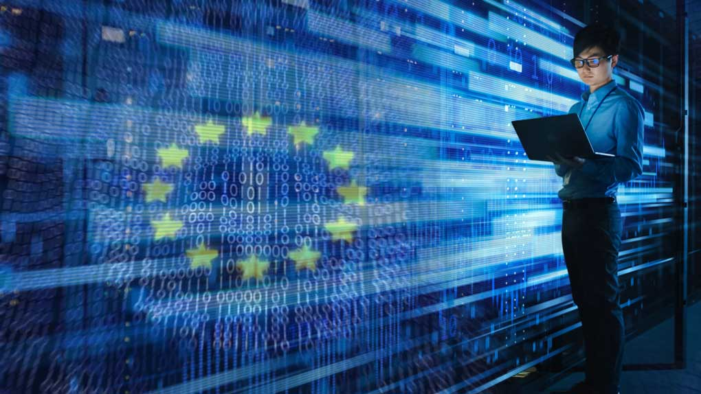 Nu ska EU:s användning av amerikanska molntjänster granskas