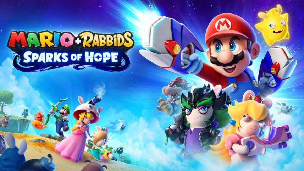 Hyllade och oväntade korsningen Mario + Rabbids får uppföljare