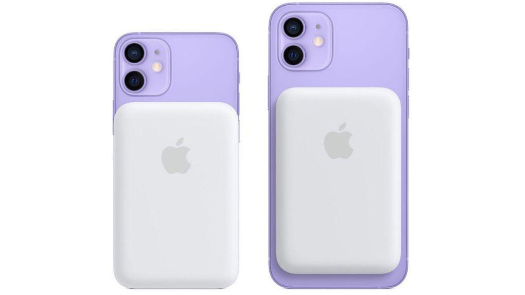 Apples nya Magsafe-batteri har stöd för omvänd laddning
