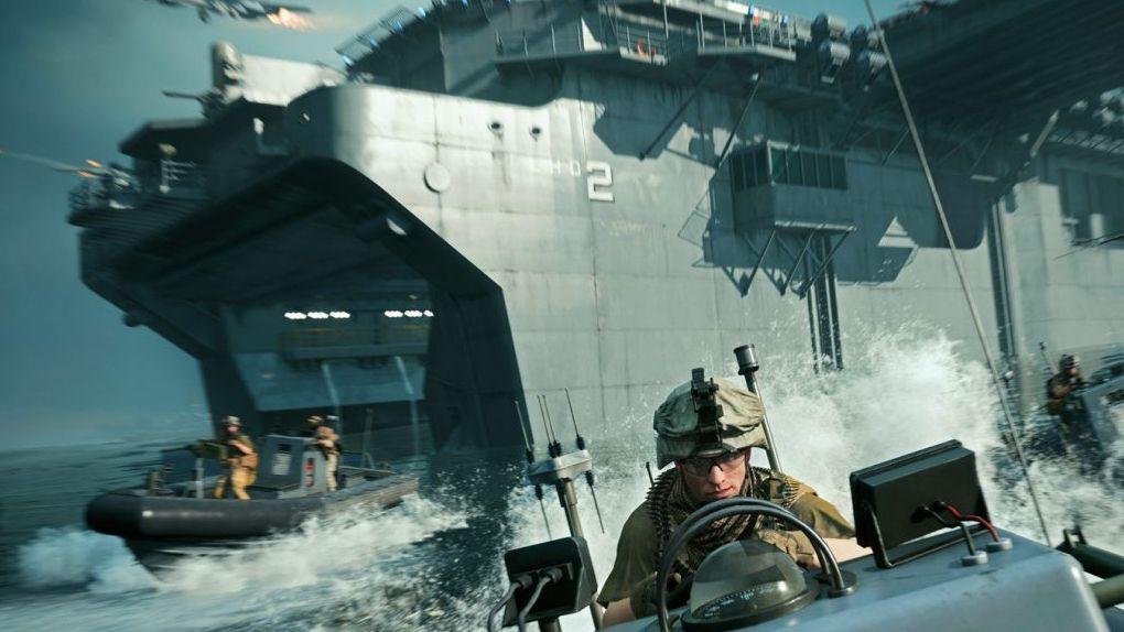 Battlefield Portal låter dig blanda vapen och fordon från olika eror