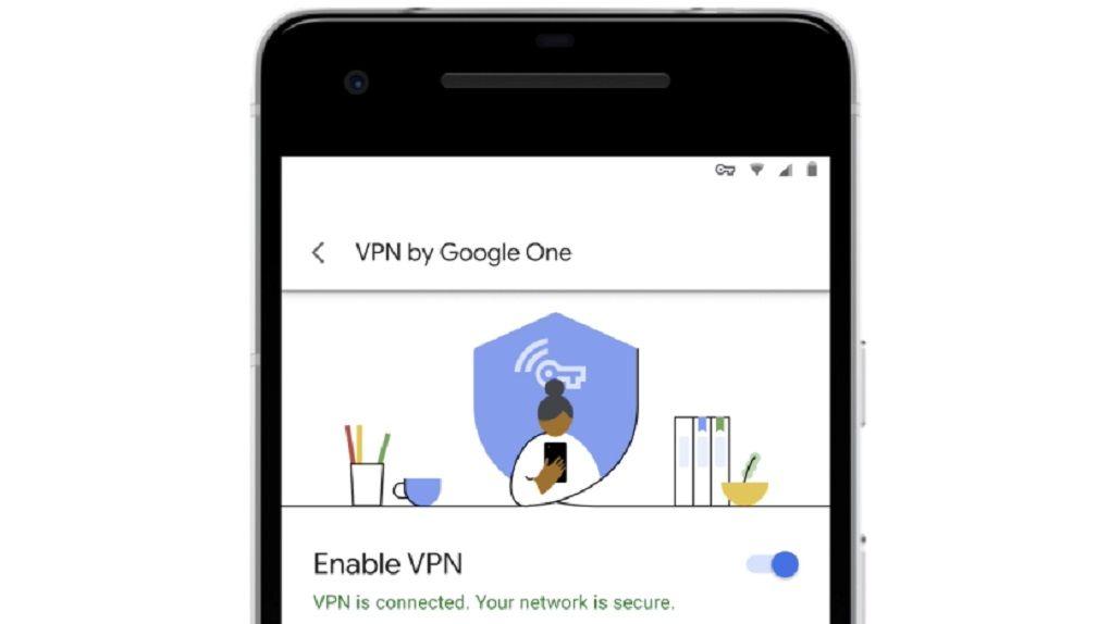 Googles mobil-vpn når första länderna i Europa