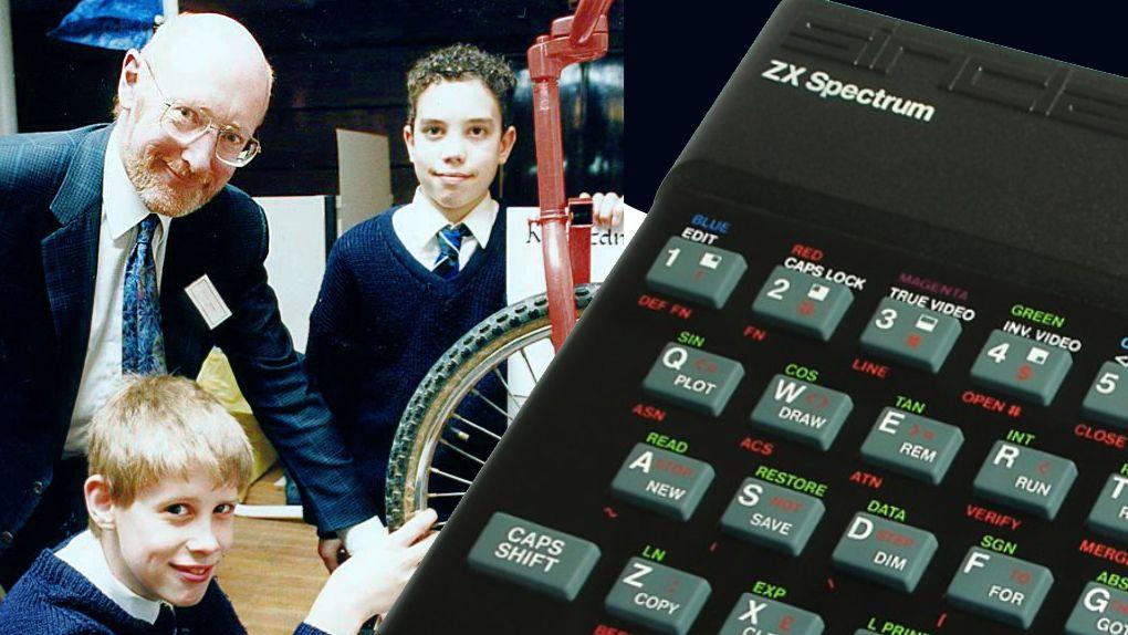 Sir Clive Sinclair – skaparen av ZX Spectrum – har avlidit