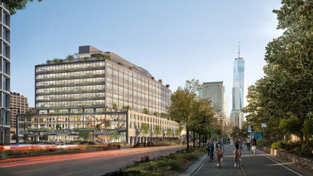 Google vill köpa kontorsfastighet i New York för 18 miljarder
