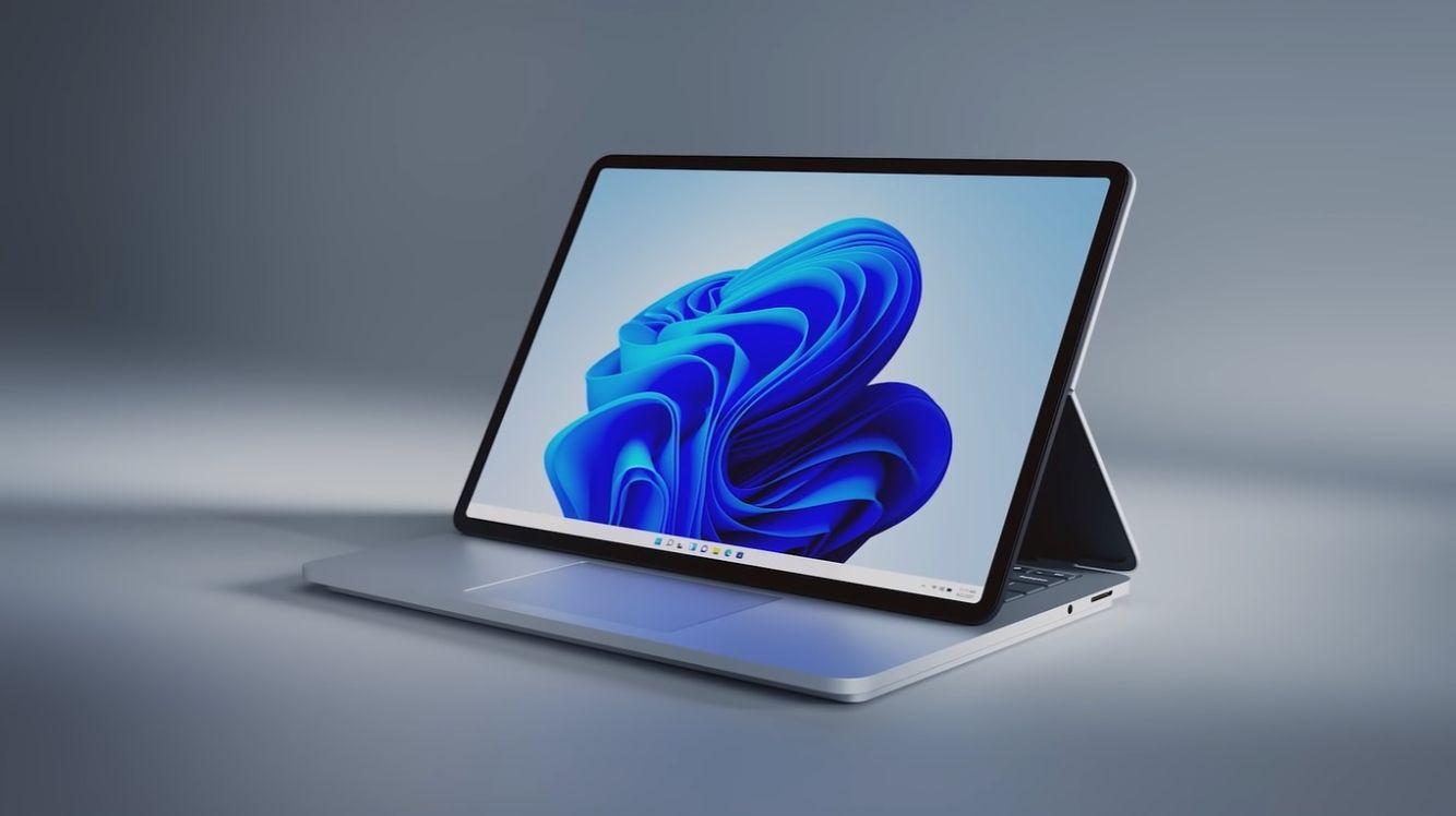 Microsoft visar upp Surface Laptop Studio