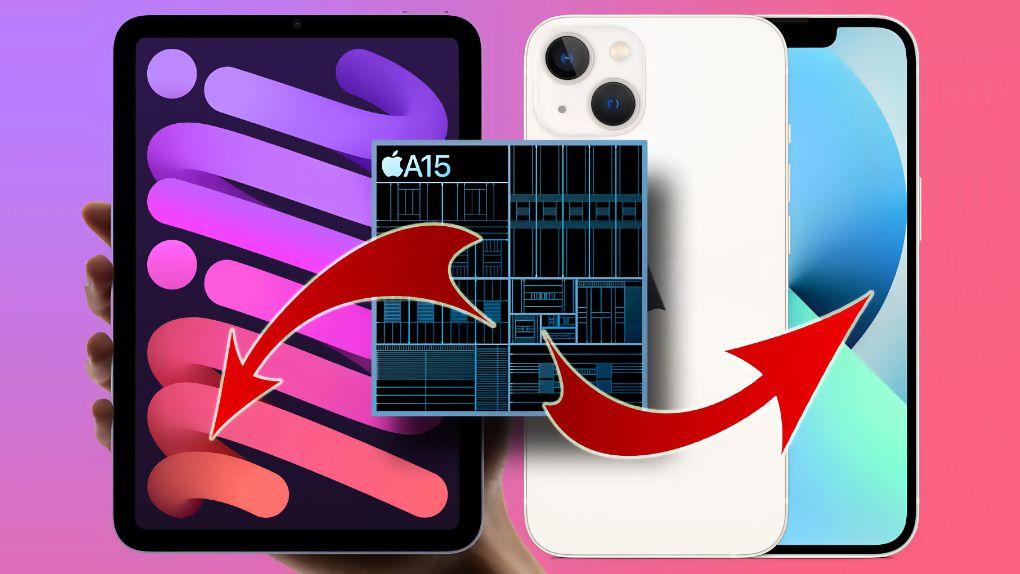 Prestandasiffrorna för Iphone 13 och Ipad Mini är bara halva sanningen
