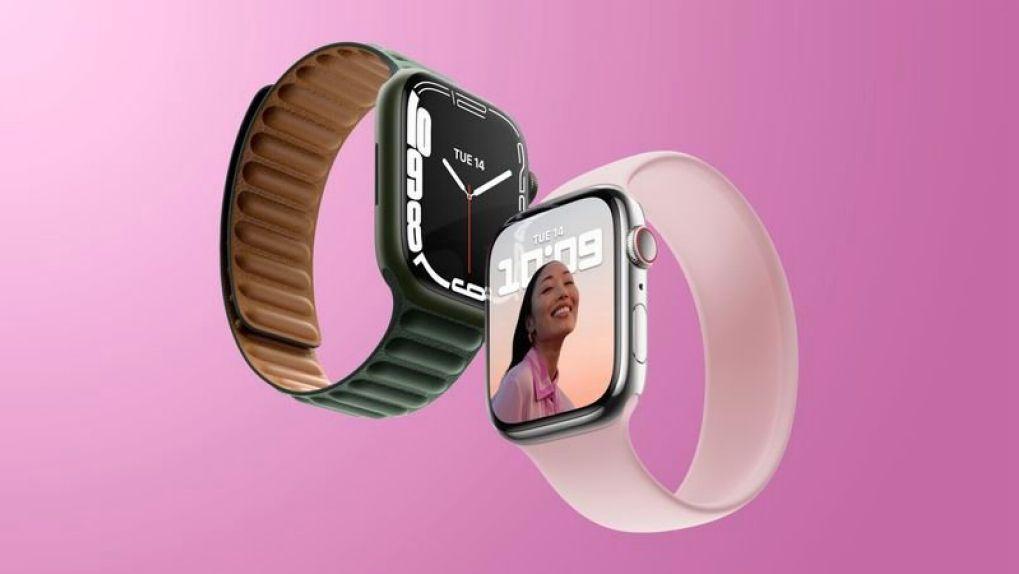 Uppgifter: Snart säljstart för Apple Watch Series 7