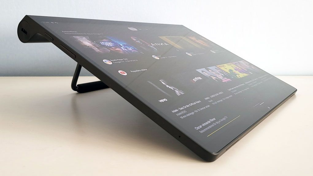Lenovo Yoga Tab 13: Mäktig surfplatta med imponerande ljud
