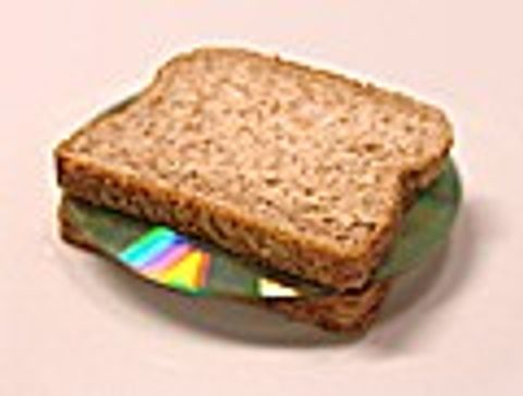 cd-smörgås