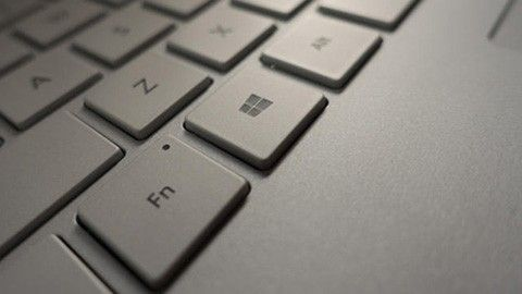 Windows 10 tangentbord