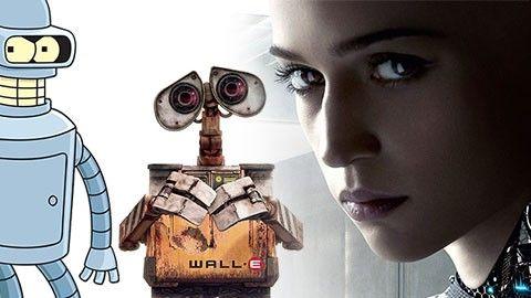 Filmrobotar