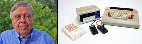 Lars Karlsson skapade ABC 80
