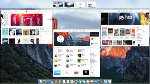 Mission Control Mac OS
