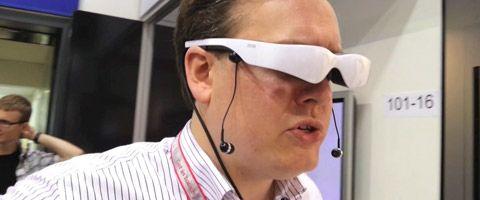 3d-videoglasögon